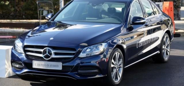 El Mercedes C350 Plug-in Hybrid llegará en 2015