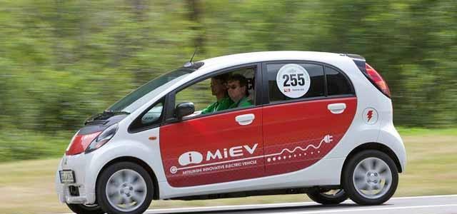Mitsubishi i-MiEV. Tres años, 40.000 kilómetros y un 17% de pérdida de capacidad en su batería