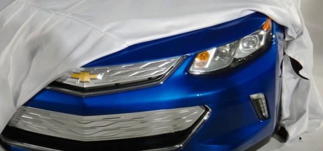 Imágenes y más detalles del nuevo Chevrolet Volt