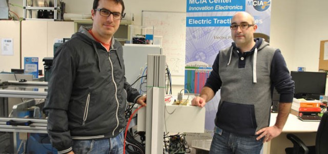 Investigadores del Campus de la UPC en Terrassa desarrollan el coche eléctrico del futuro