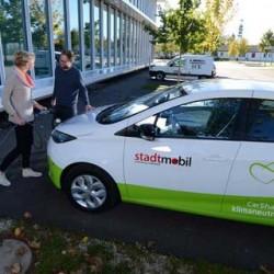 El car sharing también es posible en las ciudades medianas y pequeñas