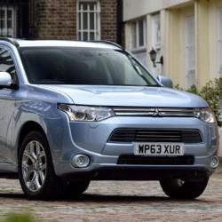 El Mitsubishi Outlander PHEV supera en ventas a la versión convencional