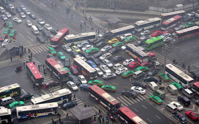 Traffic_In_China