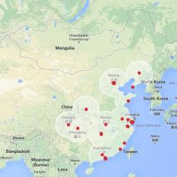 Los puntos de recarga antes que los enchufables: El caso de China