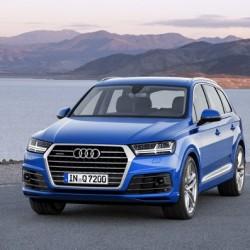 Recarga inalámbrica para el Audi Q7 e-Tron