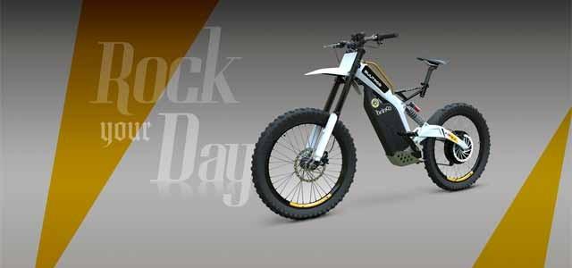 Bultaco Brinco. Mitad bici, mitad moto, todo diversión