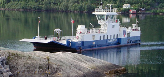 KF Hisarøy. El primer ferry 100% eléctrico cumple un año de servicio