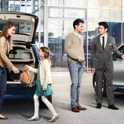BMW i Flexible mobility. La solución para los viajes largos a los propietarios de coches eléctricos
