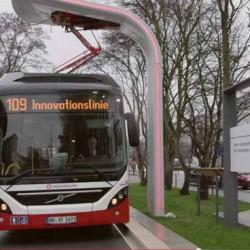 Hamburgo pone en marcha una línea de autobuses dotados de tecnologías alternativas. Eléctricos, híbridos, hidrógeno…