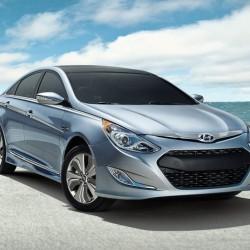 El Hyundai Sonata híbrido enchufable llegará en 2015