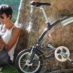 Ossby Curve eléctrica. Una bicicleta super urbana