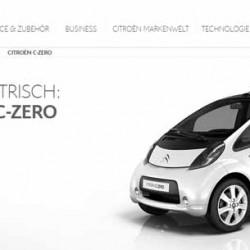 El Citroën C-Zero y la Berlingo eléctrica bajan de precio. De momento sólo en Alemania