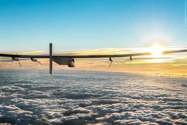 Solar Impulse 2 eighteenth flight