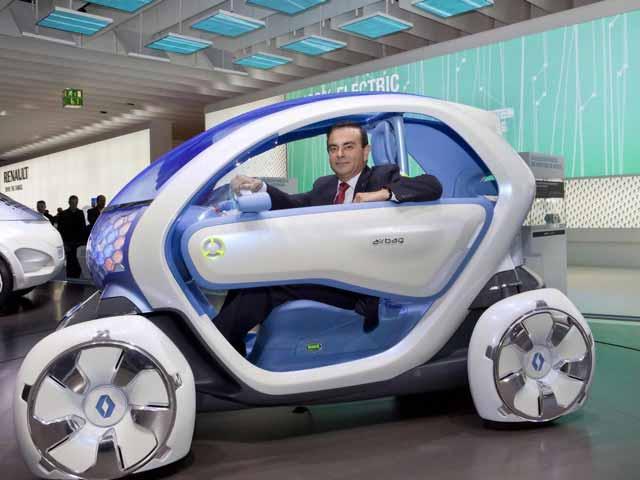 Carlos Ghosn, el gran precursor del programa eléctrico de Renault-Nissan