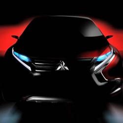 Dos nuevas imágenes del prototipo de Mitsubishi para Ginebra