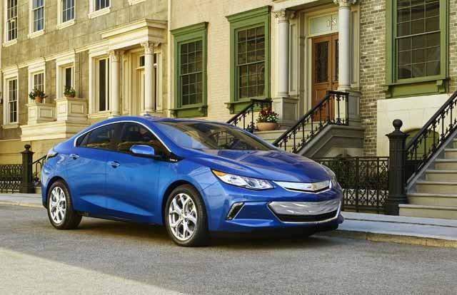 El nuevo Chevrolet Volt