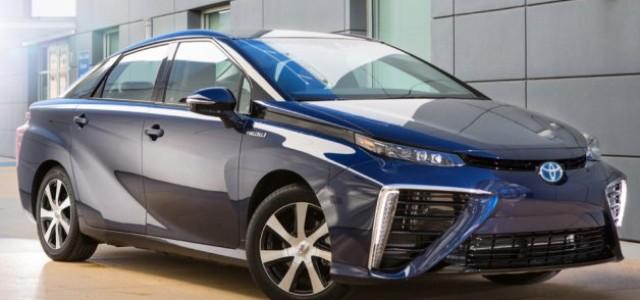 El Toyota Mirai logra 1.500 pedido en Japón en la apertura de las reservas