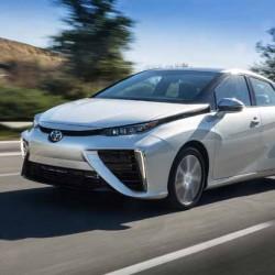 Toyota asegura que los coches a hidrógeno igualarán los precios de los diésel en pocos años