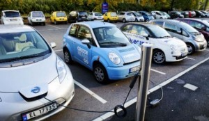 Oslo electric cars