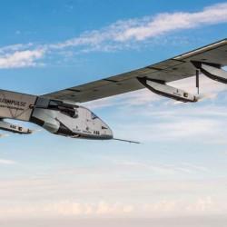 """Según el equipo del Solar Impulse: """"Habrá aviones de pasajeros solares en 10 años"""""""