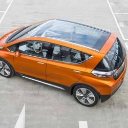 Según GM, el Chevrolet Bolt tendrá una autonomía de 320 kilómetros, como máximo