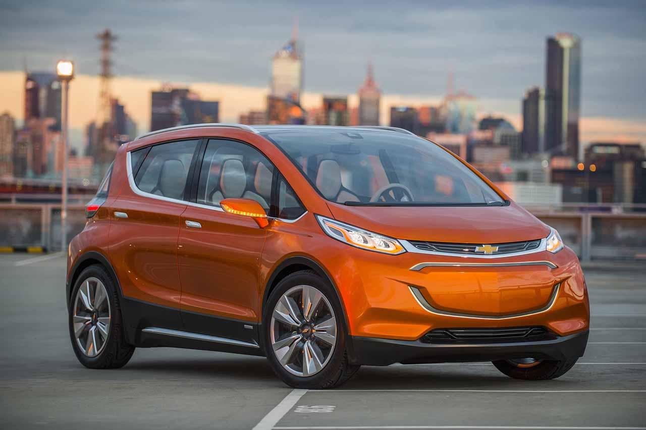 Novedades coches electricos 2016