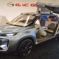GAC WitStar. Un prototipo chino con un aspecto muy interesante