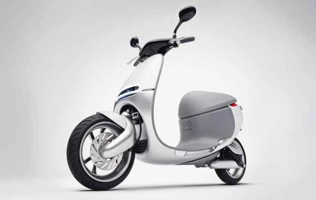Gogoro-scooter