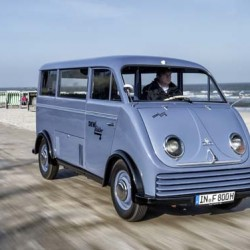 Audi restaura la DKW eléctrica de 1956