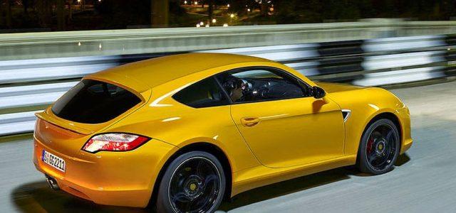 Porsche prepara una versión más pequeña del Mission-E