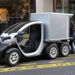 Renault Twizy Delivery Concept. Una solución al reparto de mercancías en las ciudades
