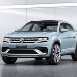 Volkswagen Cross Coupe GTE. Un todocamino híbrido enchufable que llegará en 2017