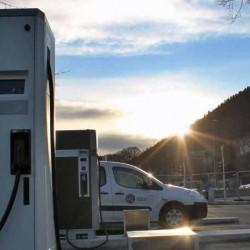 ABB abre en Noruega la mayor estación de recarga rápida del mundo