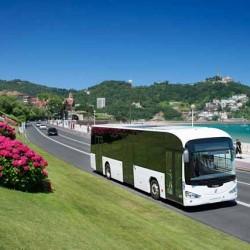 Irizar levantará en 2016 una fábrica dedicada a los autobuses eléctricos
