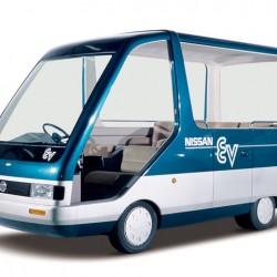 Un poco de historia. Nissan EV Guide-II