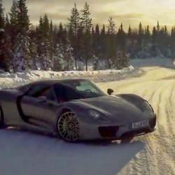 Vídeo del Porsche 918 Spyder en la nieve finlandesa reaviva el debate entre los pro y los anti ruido