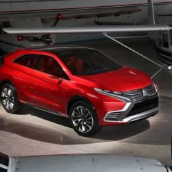 El Mitsubishi Concept XR-PHEV II se presentará en Ginebra