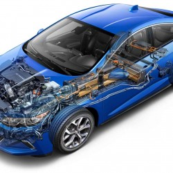 Más detalles sobre el nuevo Chevrolet Volt