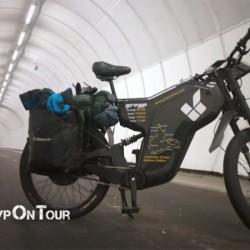 Greyp G-12, la bici eléctrica de Rimac se da una vuelta