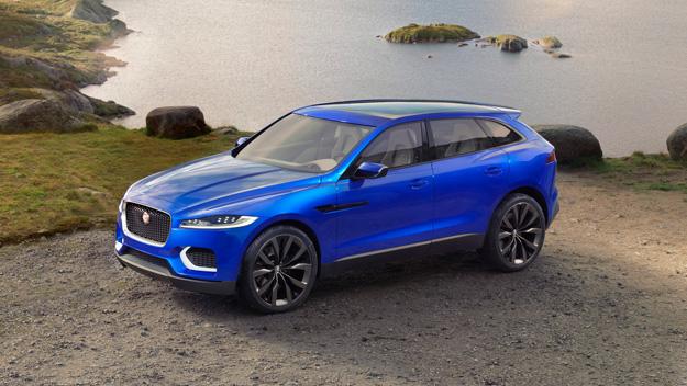 Jaguar F-Pace eléctrico