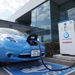 En Japón ya hay más puntos de recarga que gasolineras