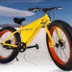 Storm Electric Bike. Una bicicleta eléctrica diferente y por menos de 500 euros