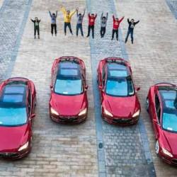 Una empresa china regala un Tesla Model S a sus empleados como premio a su trabajo