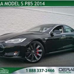 La nueva versión con tracción total del Tesla Model S, anima el mercado de ocasión