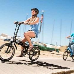 Bicicletas eléctricas plegables. Repaso a la oferta en España