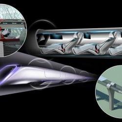 El Hyperloop se convierte en una realidad: acuerdo para construir 8 kilómetros en California