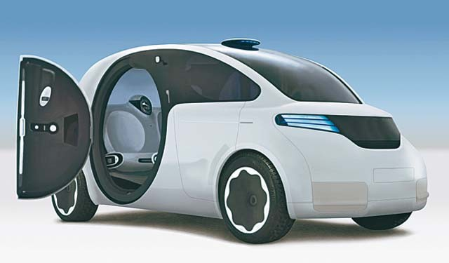 Apple icar