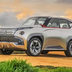 Mitsubishi Concept GC-PHEV. Cuando la cosa sólo puede ir a mejor