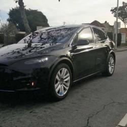 El Tesla Model X podrá llevar más carga de la estimada. Hasta 4.500 kilos