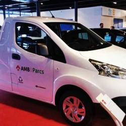 Urbaser incorpora una versión pick-up de la Nissan e-NV200